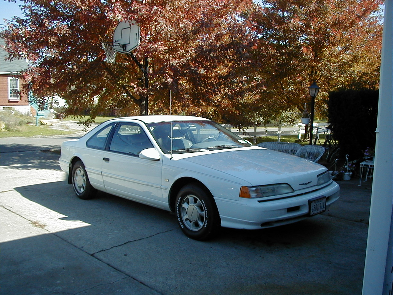 93 Ford Thunderbird 5 0l V8 For Sale  T